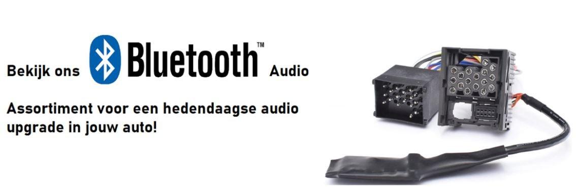 Bluetooth AD2P audio streaming