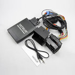 Yatour Usb, Sd card en aux ingang Mp3 interface Renault 12 Pin