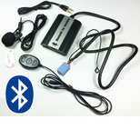 Volkswagen bluetooth carkit, A2DP streaming, Usb en aux ingang MP3 interface 8 pin