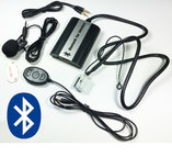 Volkswagen bluetooth carkit, A2DP streaming, Usb en aux ingang MP3 interface 12 pin
