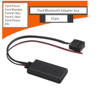 Ford Bluetooth Audio Streaming Adapter Kabel Aux Cd 6000 Cd 6006