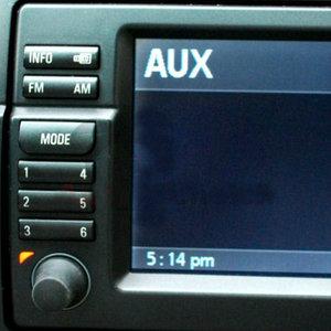 Bmw E39 E46 E38 E53 X5 Navigatie 16:9 Aux kabel bluetooth Audiostreaming
