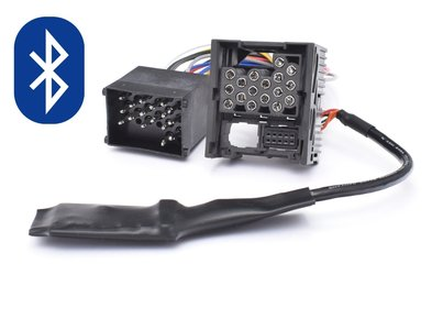 BMW E39 5-SERIE BUSINESS PROFESSIONAL BLUETOOTH AUDIOSTREAMING